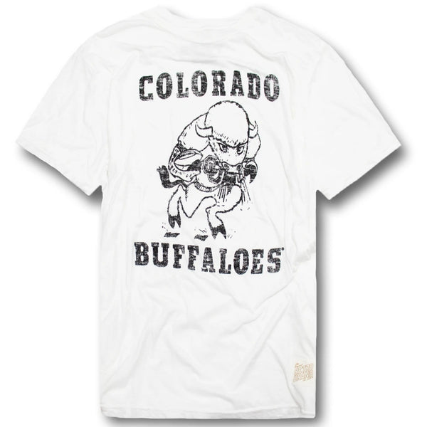 Colorado Buffaloes Vintage Original Retro Brand T-Shirt
