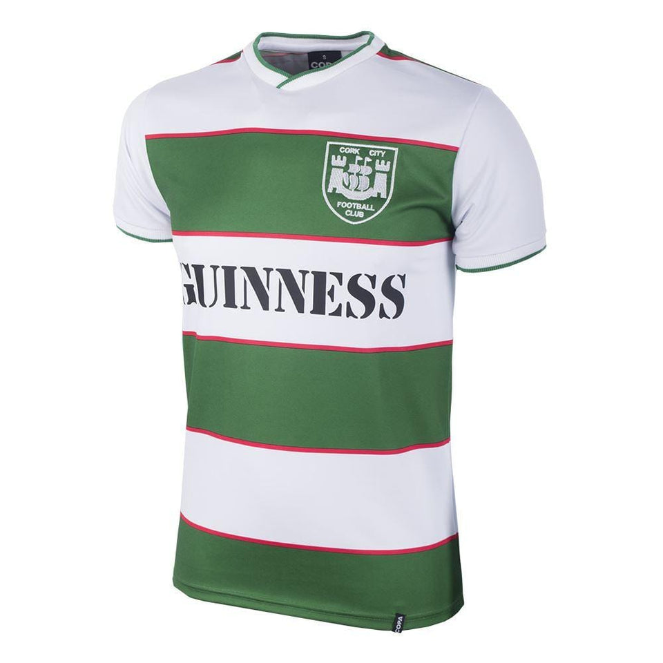Vintage Cork City FC shirt 1984
