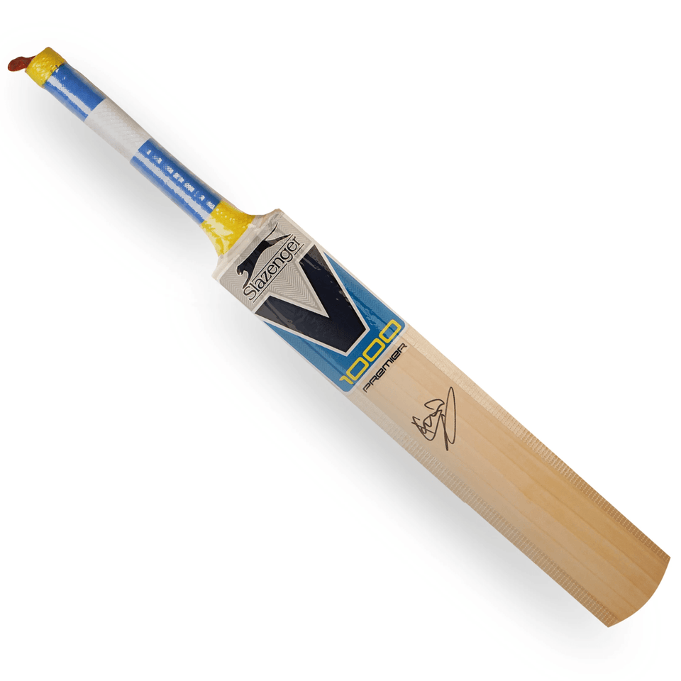 Sir Ian Botham Signed Cricket Bat