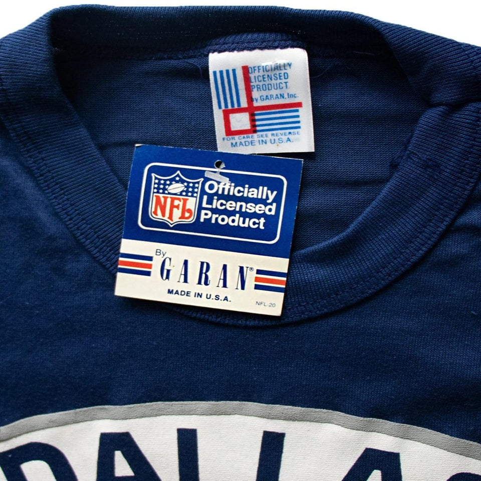 Vintage Dallas Cowboys official NFL T-Shirt