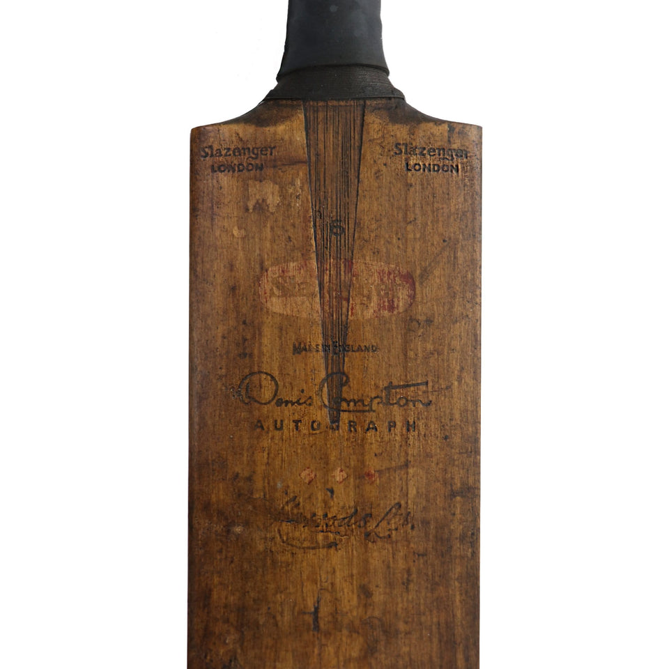 Slazenger Vintage Cricket Bat