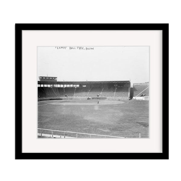 Fenway Park Vintage Photo Framed