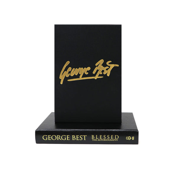 George Best Limited Edition Autobiography Signed