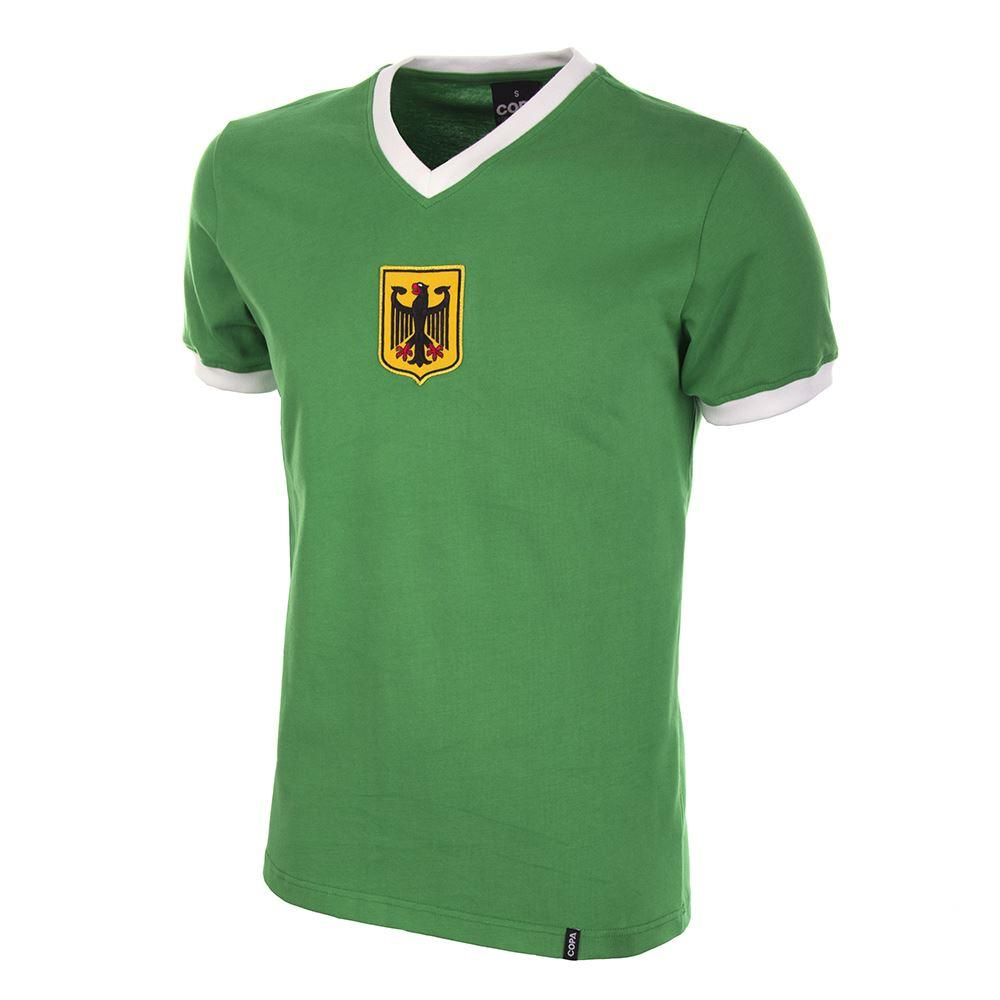 Vintage Germany Away 1970 soccer shirt