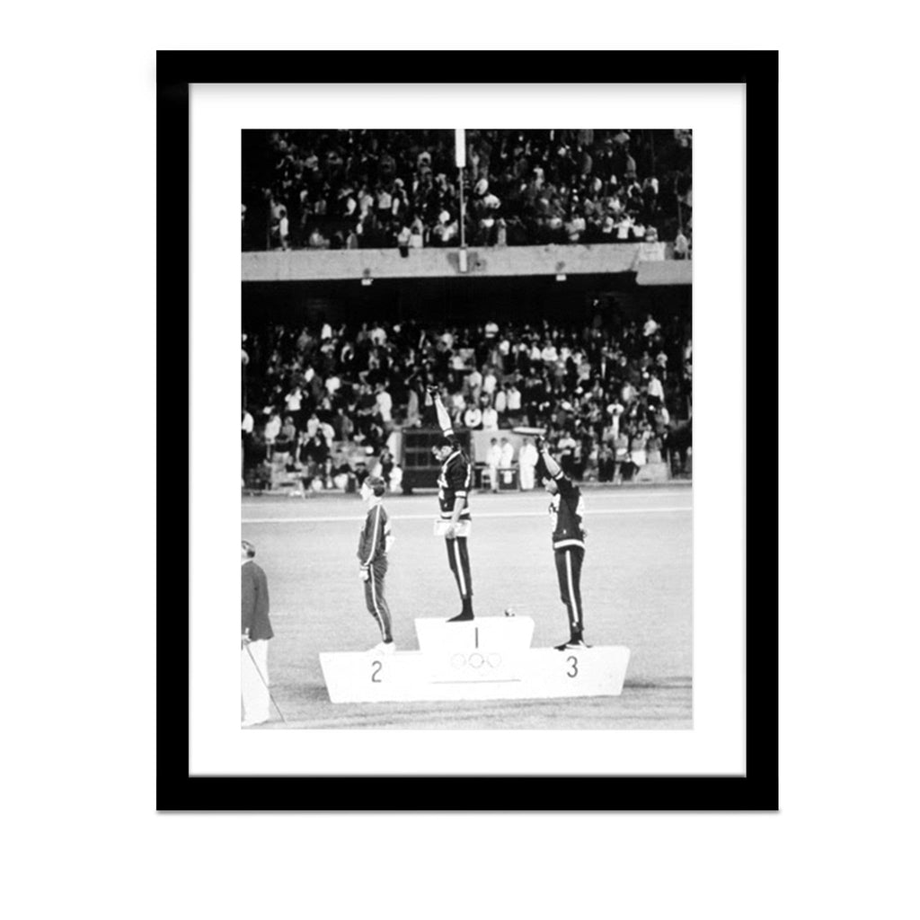 1968 Olympic Games in Mexico Framed Print