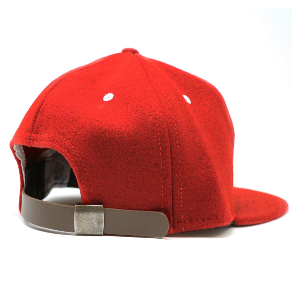 Retro Harvard Baseball Cap Back