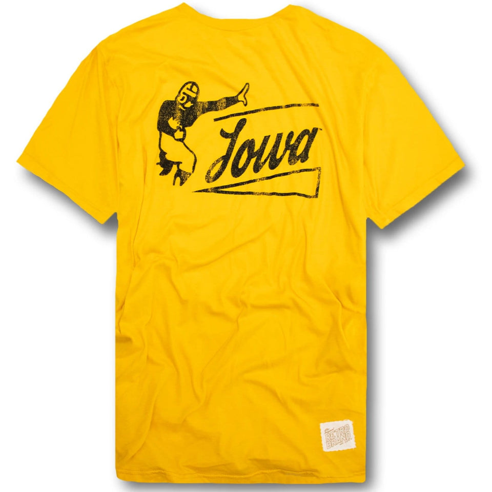 Retro Iowa Hawkeyes Shirt