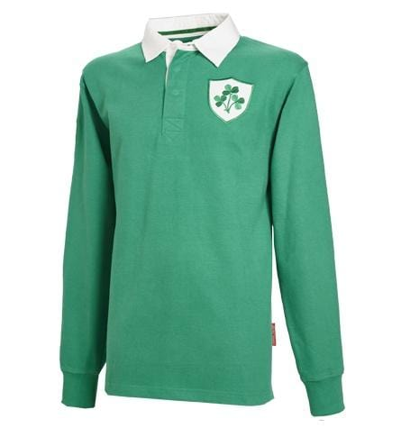 Irish Rugby Jersey Vintage rugger