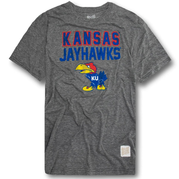 Kansas Jayhawks Original Retro T-Shirt