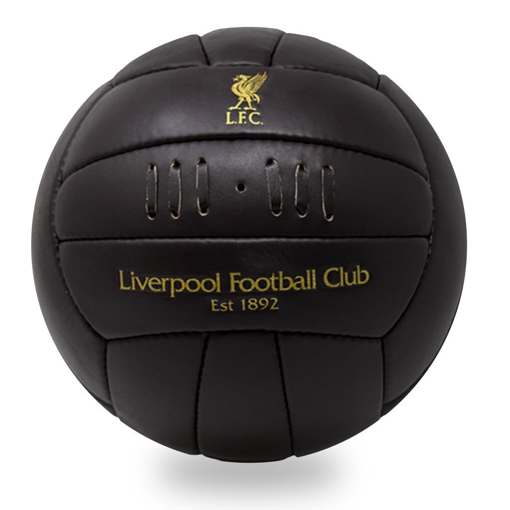 Vintage Liverpool Soccer Ball
