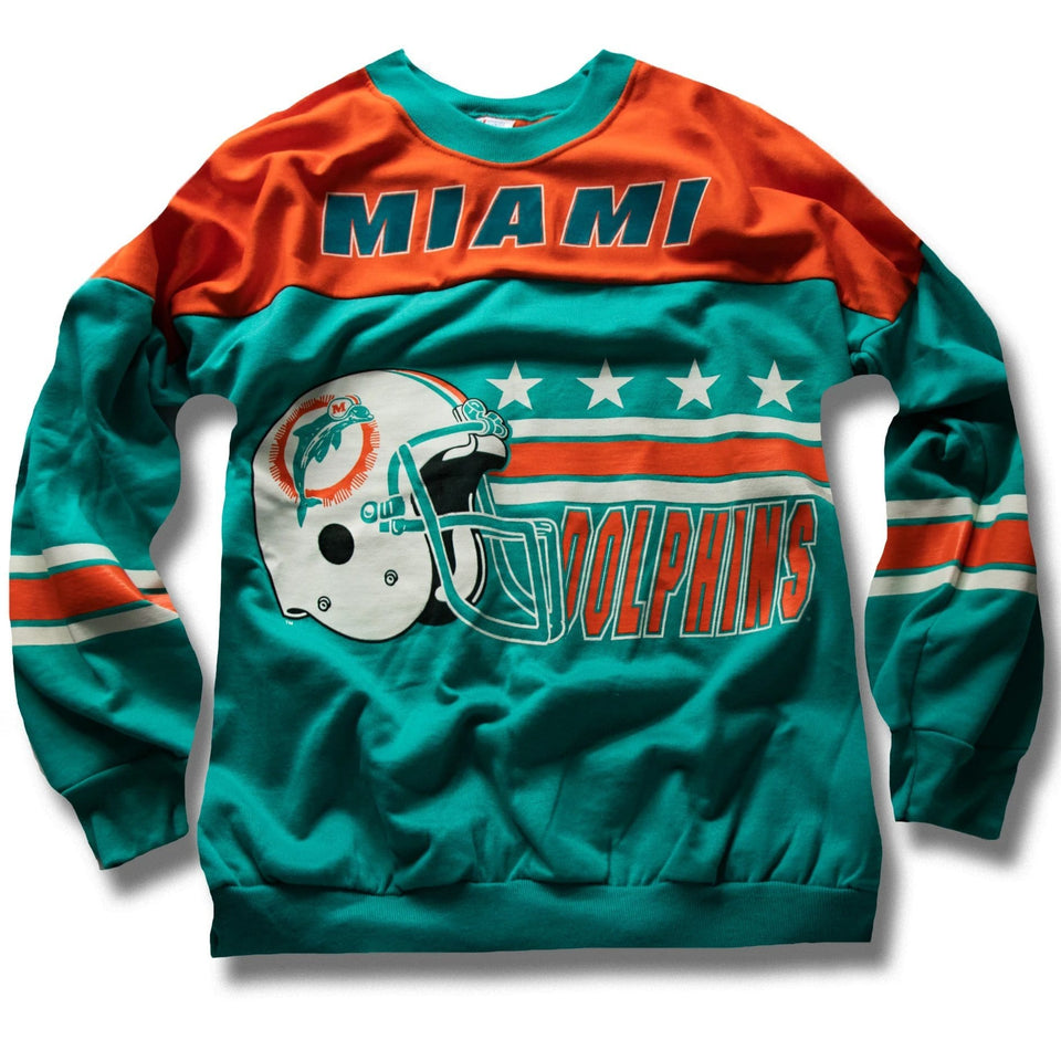 Vintage Dolphins Garan Pullover Sweater