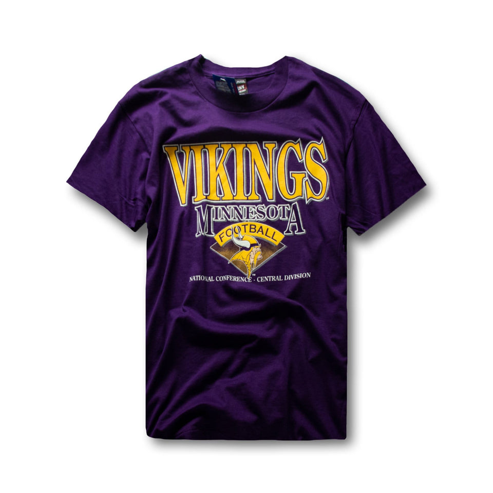 Vintage Minnesota Vikings T-Shirt Official