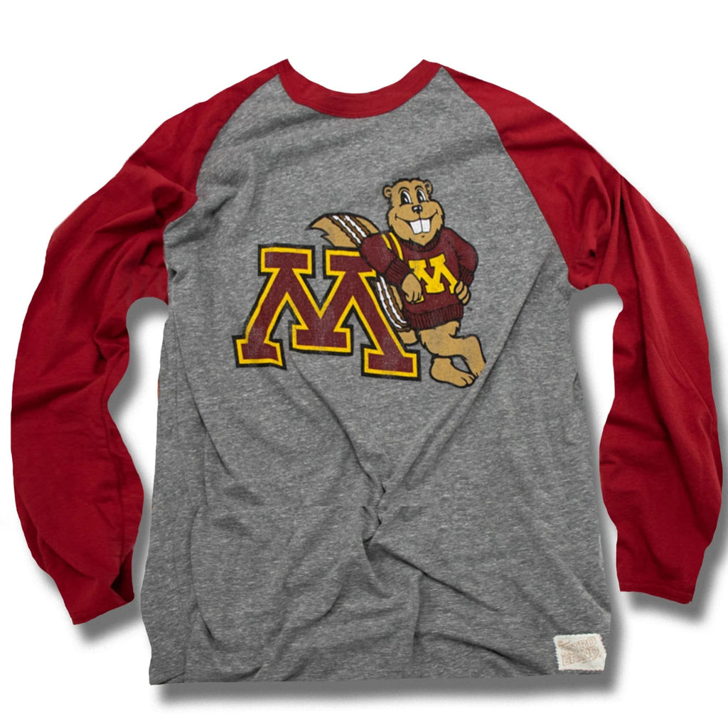 Vintage Minnesota Original Retro Brand Golden Gophers Shirt