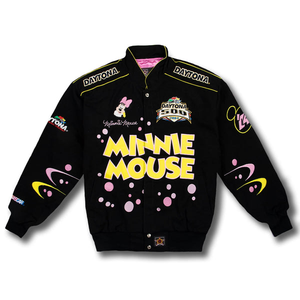 Vintage Minnie Mouse NASCAR Jacket