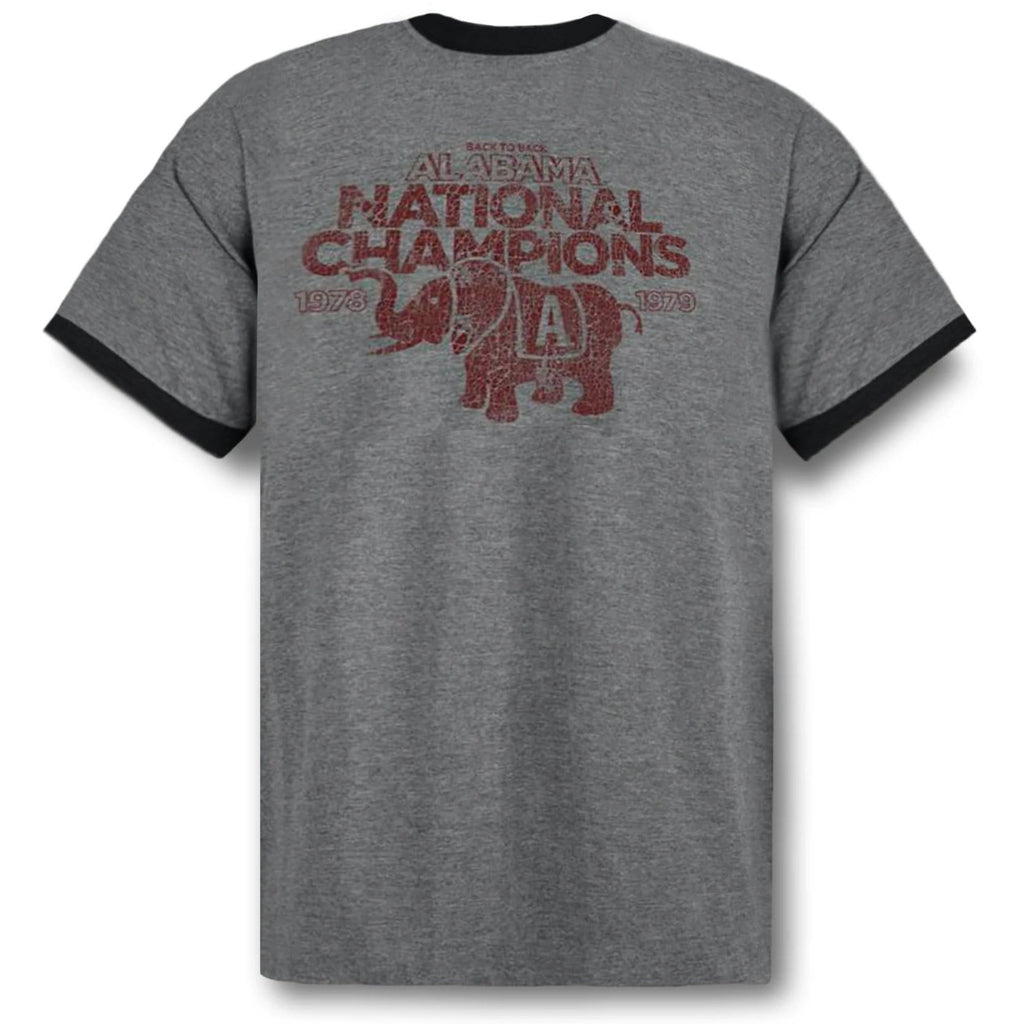 Vintage Alabama Football Tee Shirt National Champions