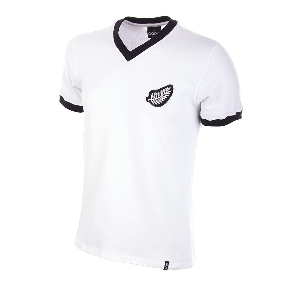 New Zealand World Cup 1982 Soccer Shirt