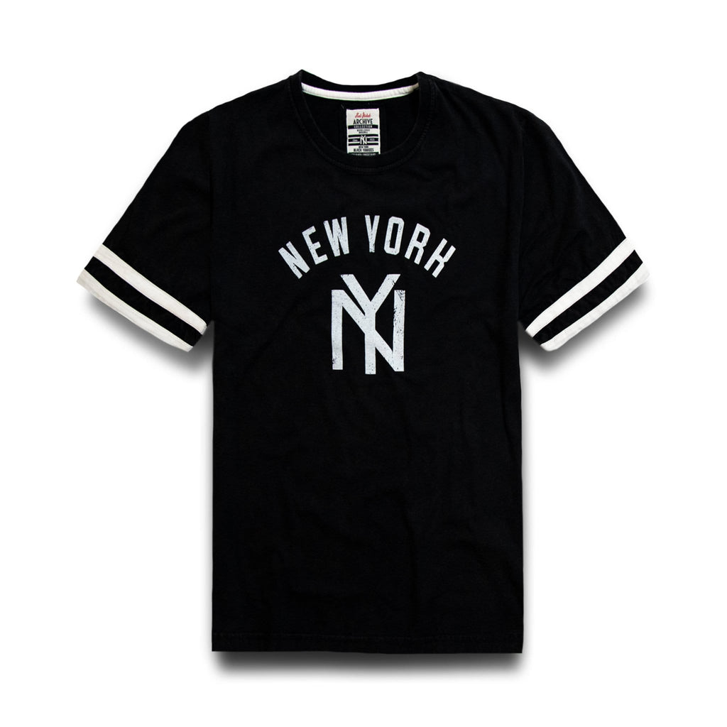 New York  Black Yankees Shirt