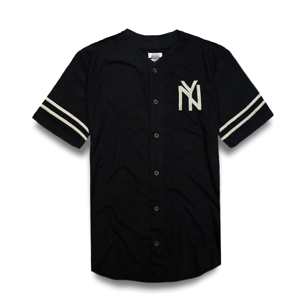 New York Black Yankees Button Down