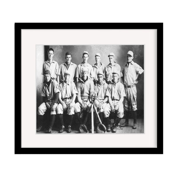 NY Giants Vintage Team Photo