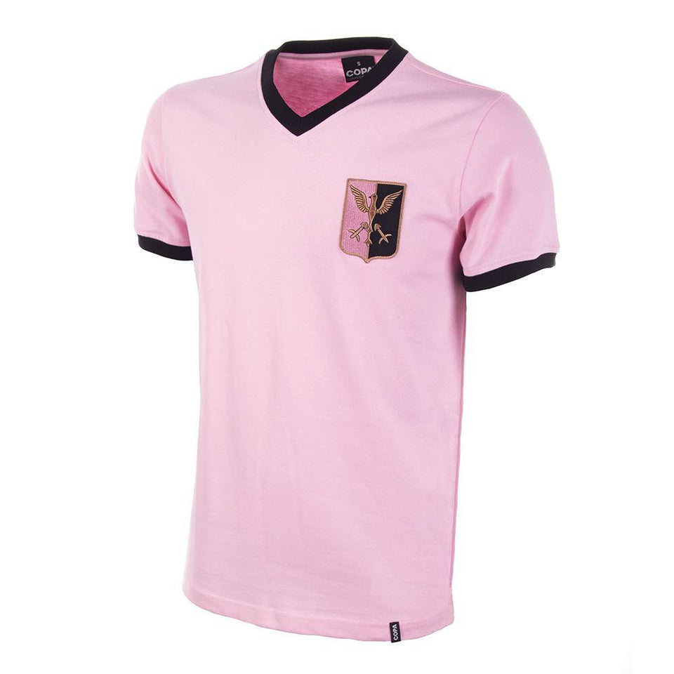 Vintage 1970's Palermo Soccer Shirt