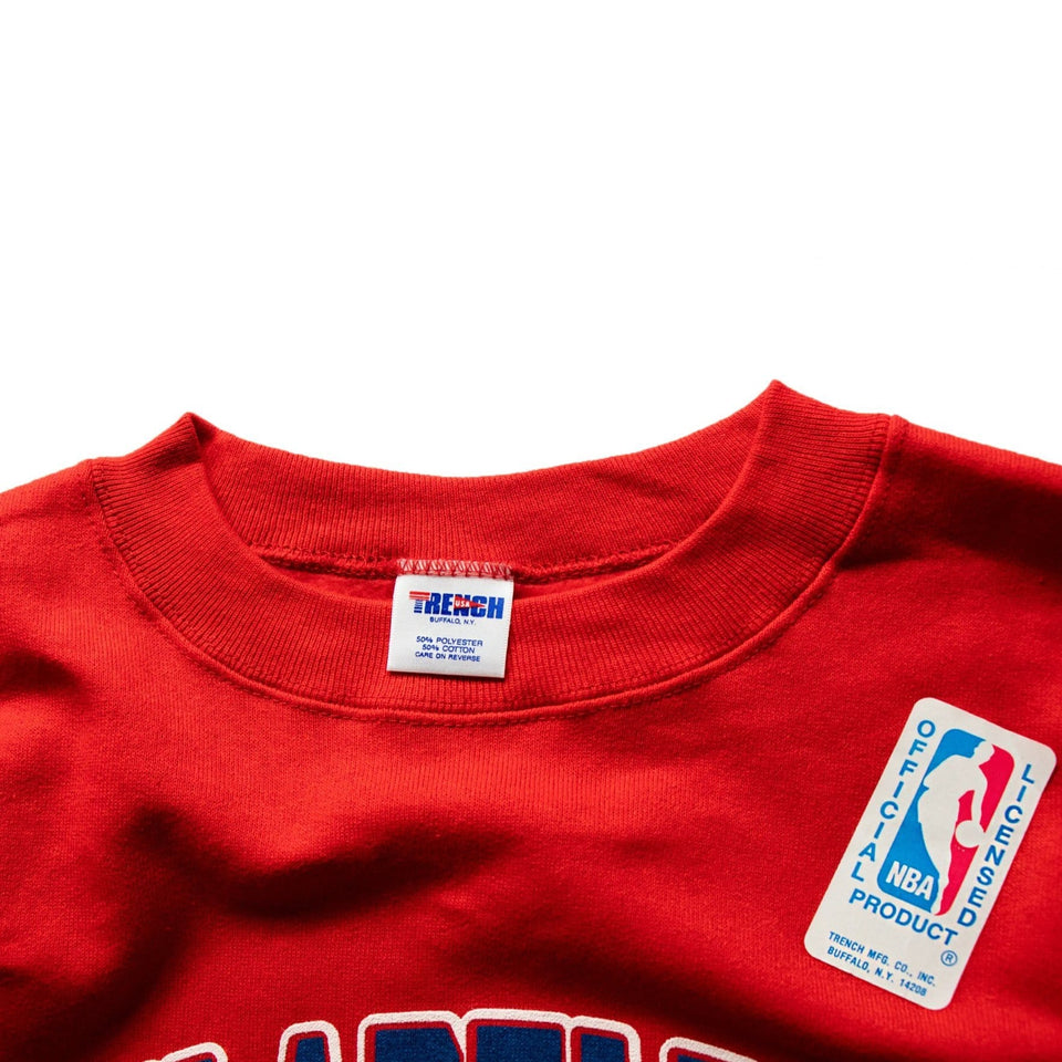 Vintage NBA Sweater Philadelphia 76ers