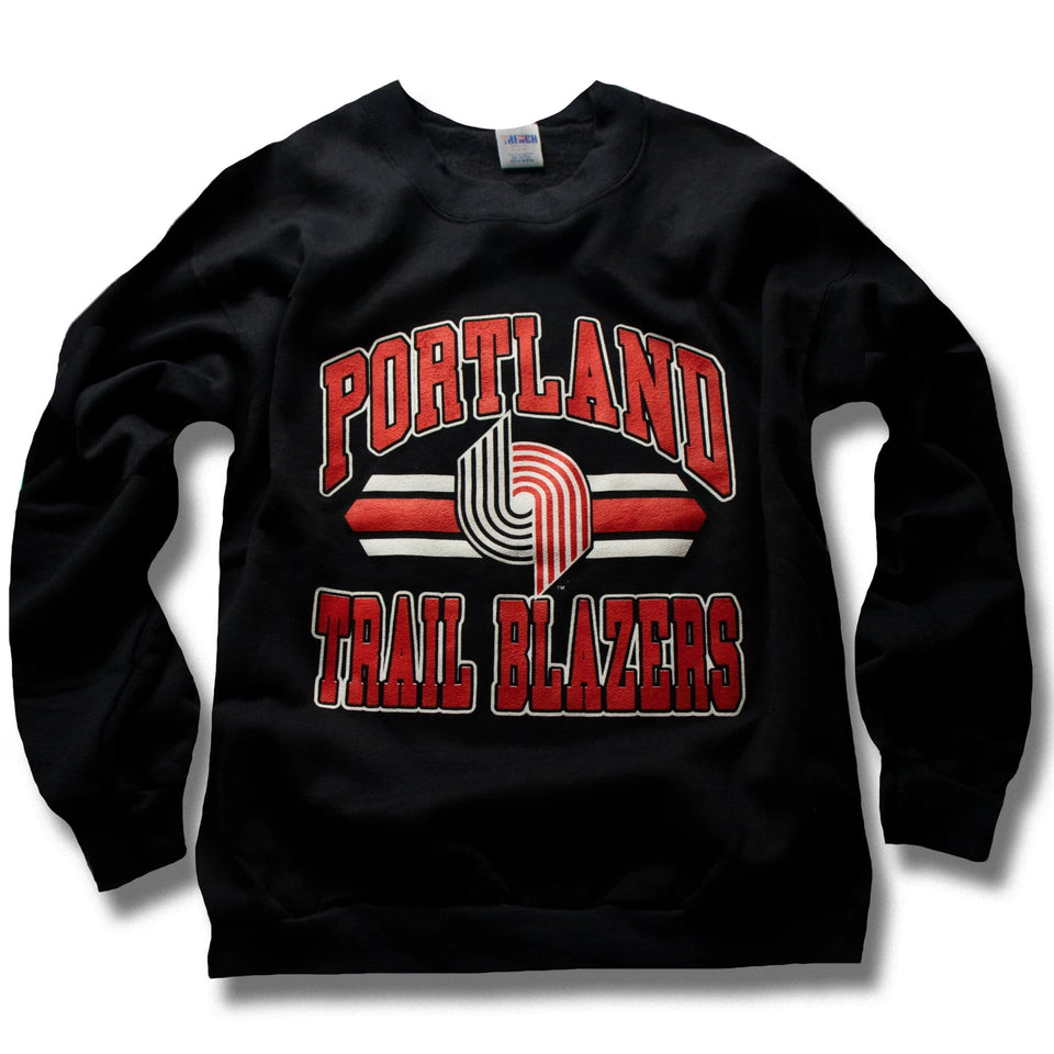 Portland Trail Blazers Trench NBA official Sweater