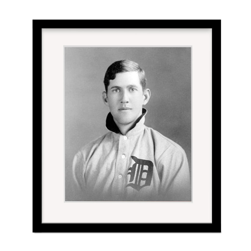 "Ralph Works - ""The Judge"" Vintage Baseball Photo"