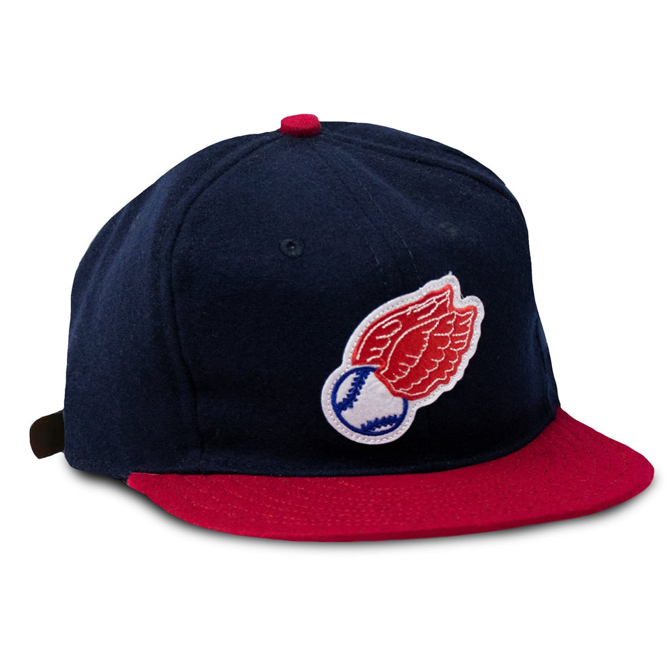 Vintage Rochester Red Wings 1950 Baseball Cap