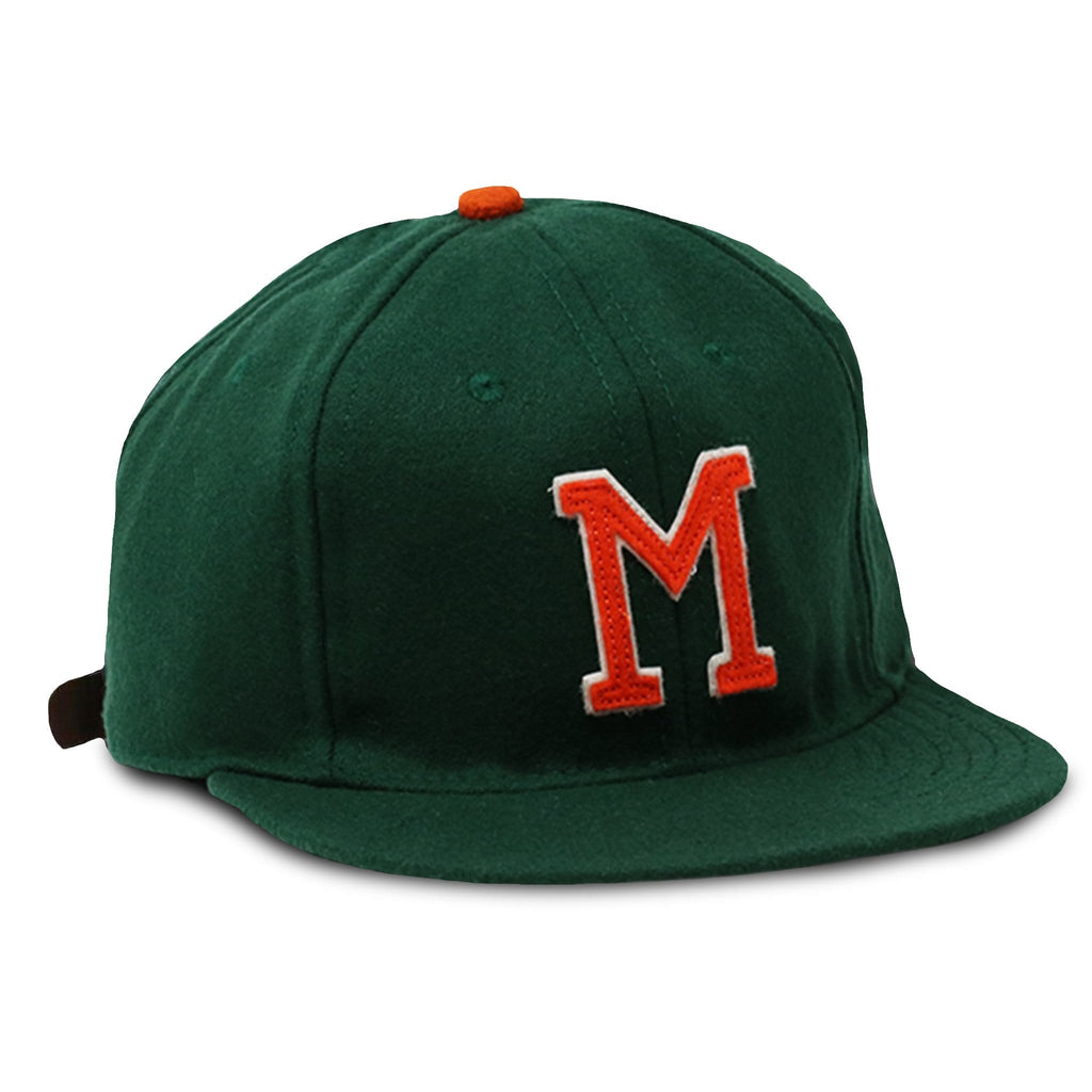 University of Miami Retro 1968 Baseball Cap