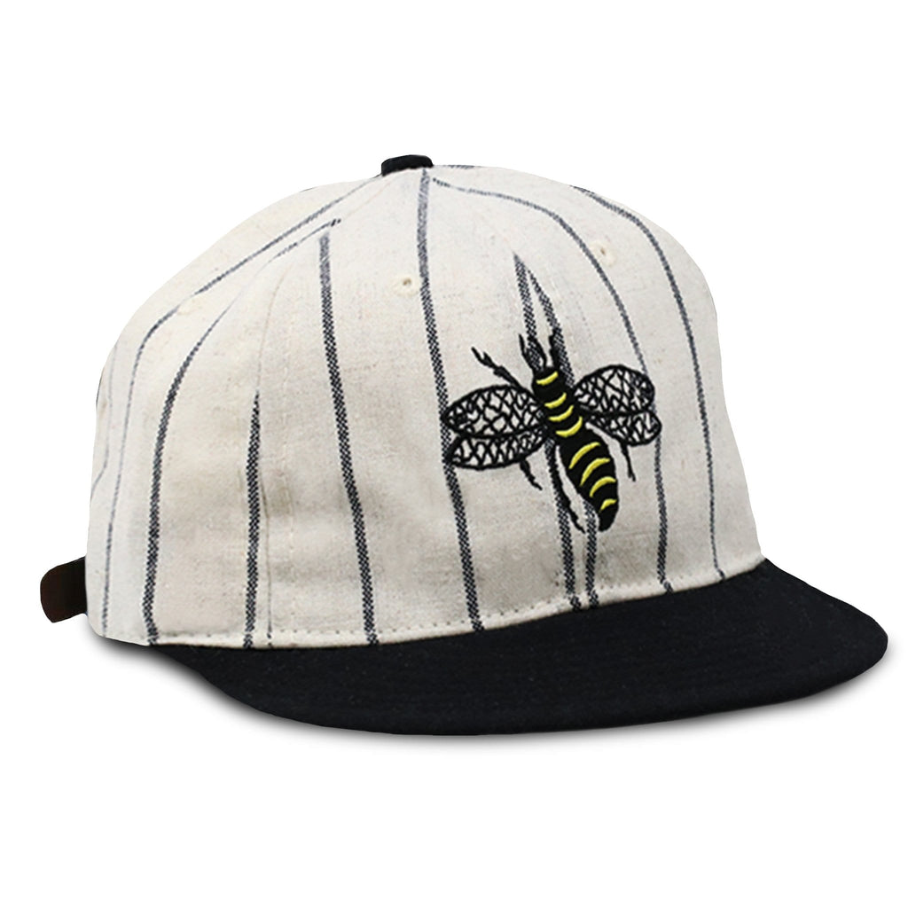 Salt Lake bees vintage baseball cap 1925