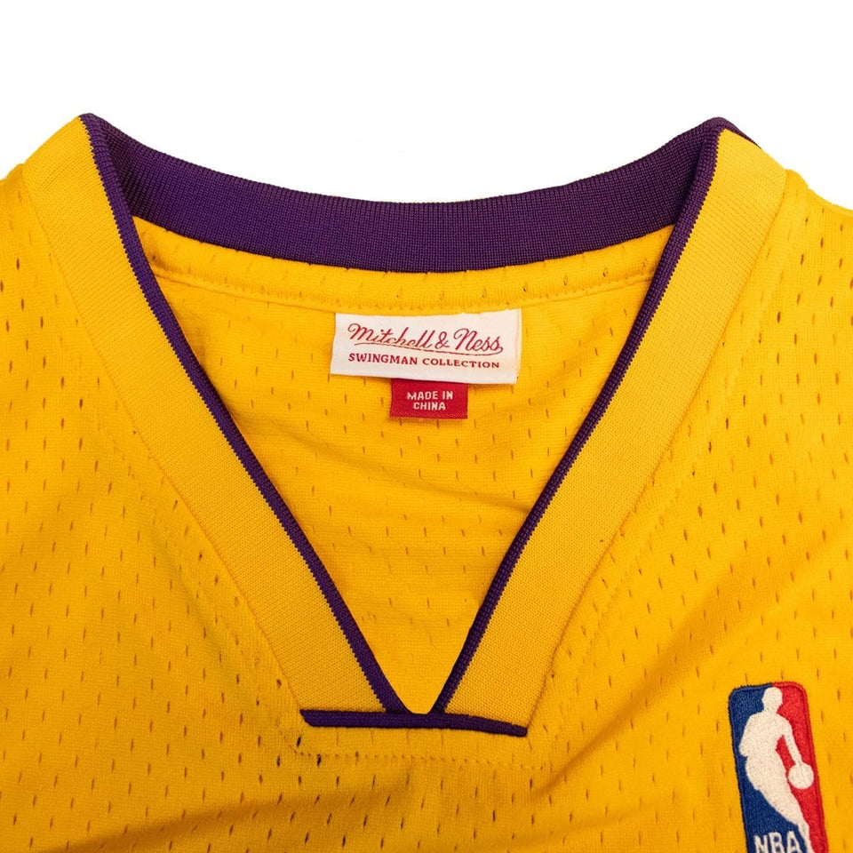 Los Angeles Lakers Official NBA Shaq Jersey