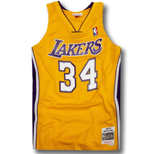 Shaquile O'Neal Vintage Lakers Los Angeles Jersey