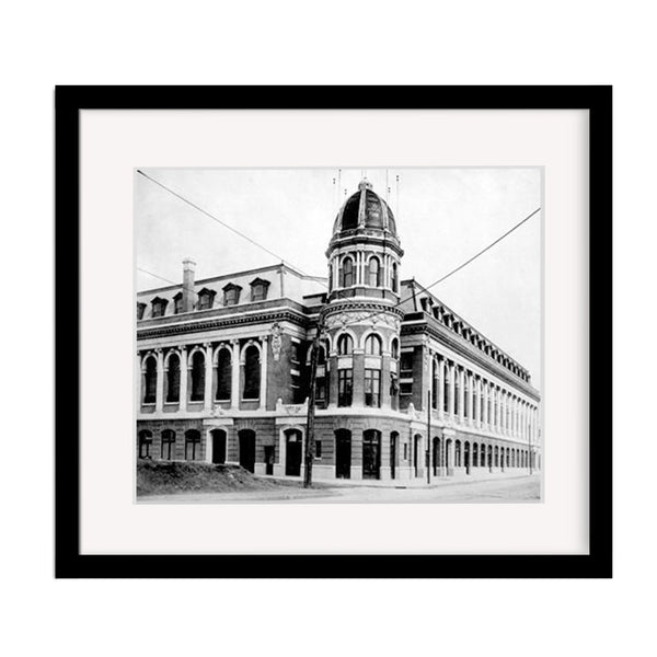 Shibe Park Classic Framed Photo