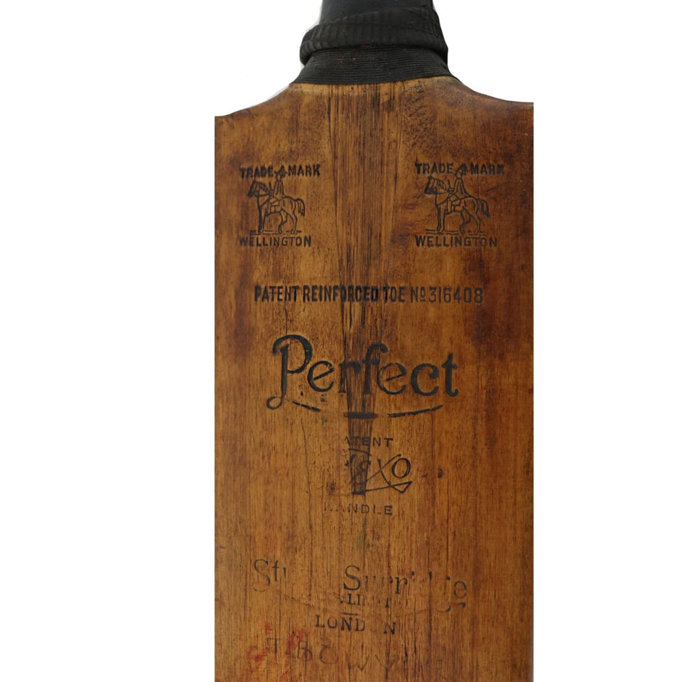 Vintage cricket Bat Stuart Surridge Perfect Mid Century Antique