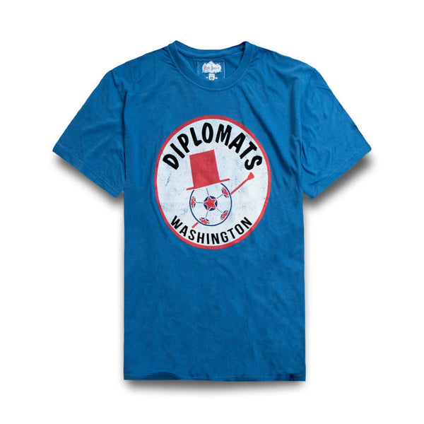 Washington Diplomats Vintage Shirt