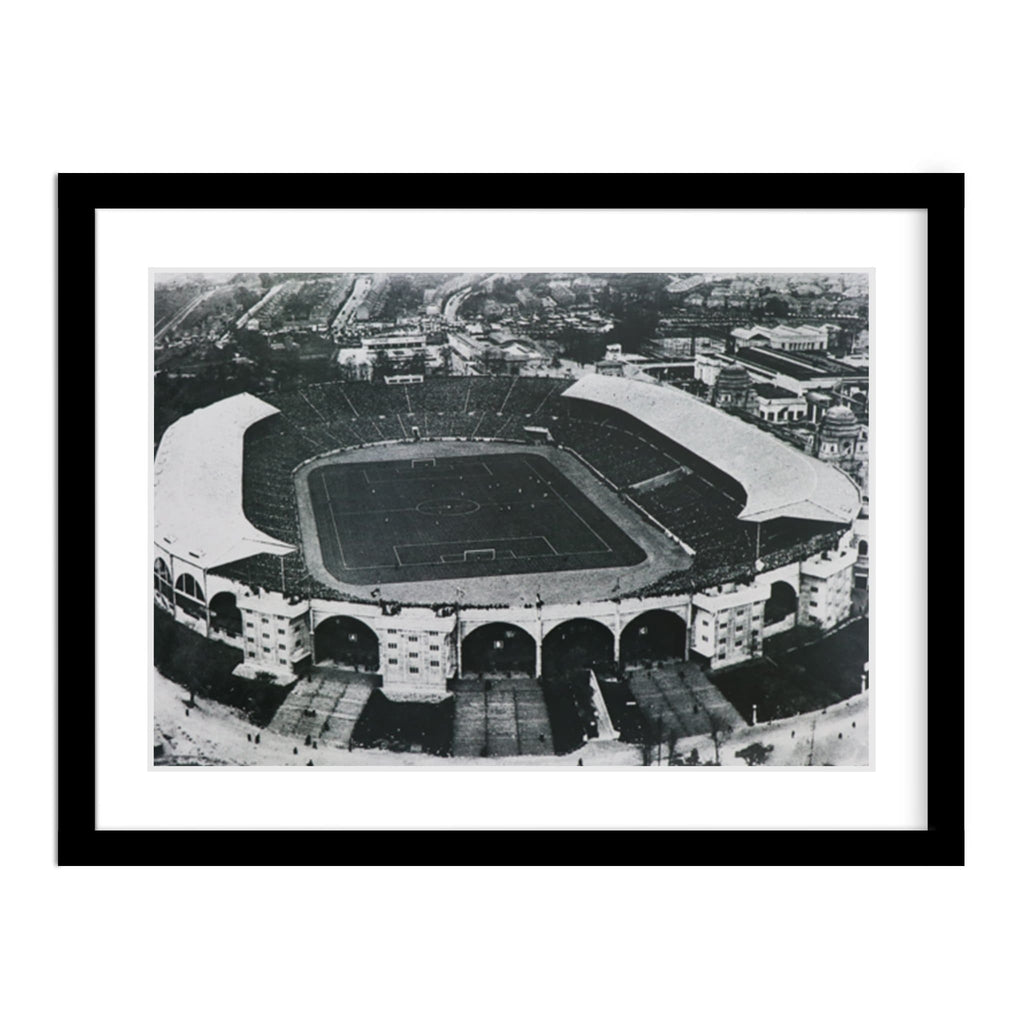 Photo of Wembley Stadium During the 1927 F.A. Cup
