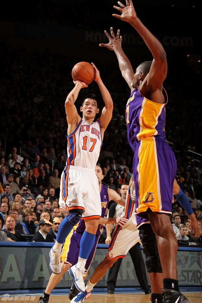 Image result for madison square garden jeremy lin