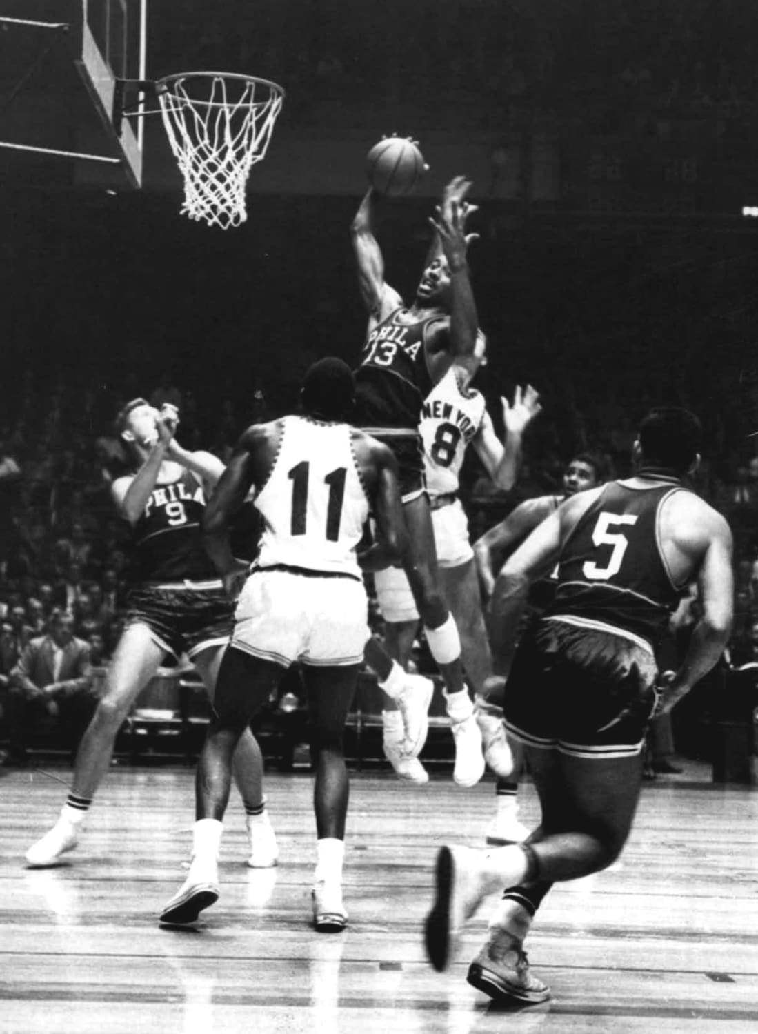 Image result for new york knicks 1960's