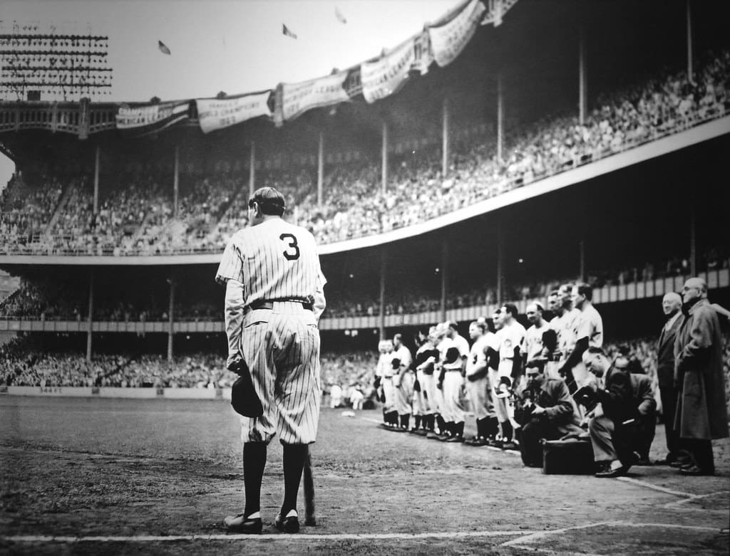 Image result for babe ruth