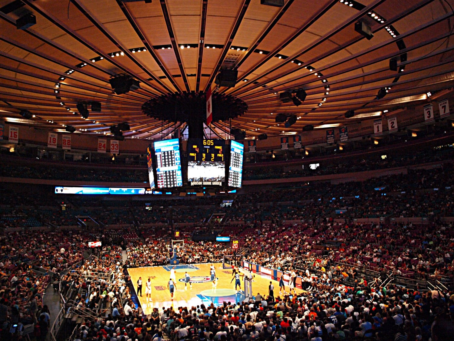 Image result for madison square garden