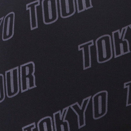Cycle Short in Tokyo Tour Black by Motel