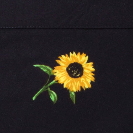 FREENA RAYON SSR400 DITSY SUNFLOWER (Z012699 DITSY SUNFLOWER)