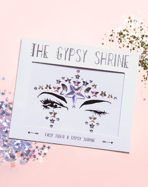 The Gypsy Shrine Starry Eyes Face Jewel