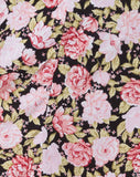 Kaykay Mini Skirt in Bloom Floral by Motel
