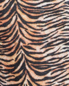Lucky Swimsuit in Tiger Repeat