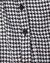Oxford Shirt in Dogtooth