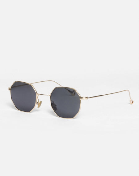 Selena Sunglasses in Gold by Motel