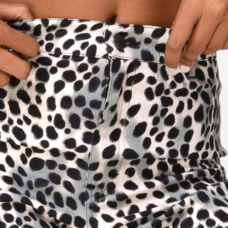 Zoven Trouser in Dalmatian by Motel