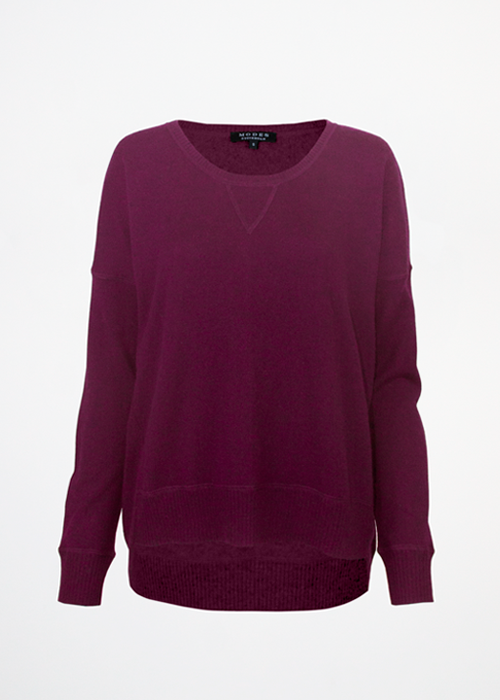 Cash Cashmere knit