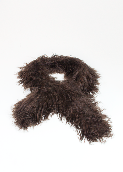 GIRLEY FUR SCARF